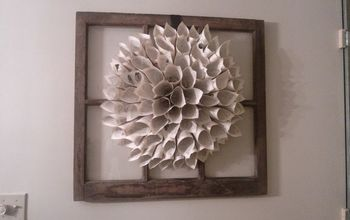 Beautiful Book Page Wreath
