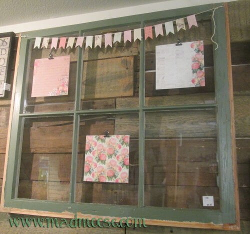 Old window pane picture frame | Hometalk
