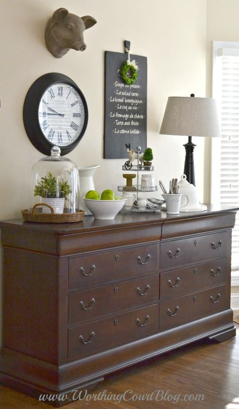 How To Use A Dresser For Linens Dining Room Ideas Home Decor