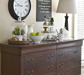 How To Use A Dresser For Store Linens, Dining Room Ideas, Home Decor,