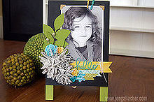how to make fringed paper flowers, crafts, home decor