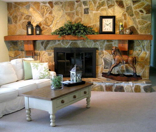 What is the best way to paint the gold frame of our fireplace the colors of the stone on my fireplace wall thats another project for another day but i dont have a single regret painting over the brass surround eventshaper