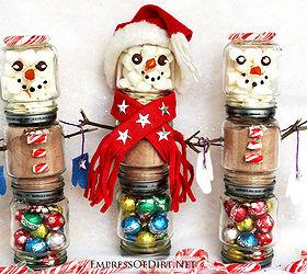 How To Make A Christmas Gift Hot Cocoa Kit | Hometalk