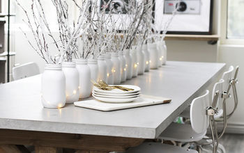 Winter White Table