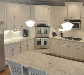 built in cupboard w a microwave cubby hometalk rh hometalk com Microwave in Kitchen Ideas Kitchen Cabinet Ideas
