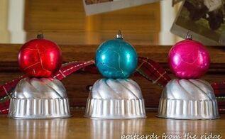 how to get a vintage themed christmas decor, christmas decorations, repurposing upcycling, seasonal holiday decor