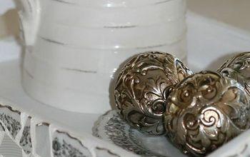 how to make mosaic tray, crafts, repurposing upcycling
