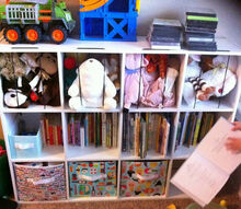 how to make stuffed animal toy storage, entertainment rec rooms, organizing, storage ideas