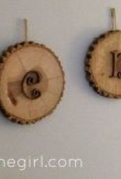 innovative natural nursery name decor, bedroom ideas, crafts, wall decor, woodworking projects