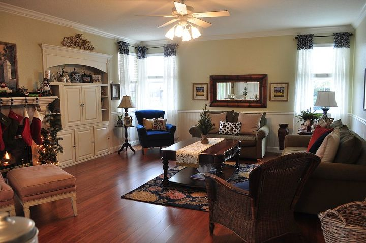 redo living room. before and after kitchen family room redo  home decor design living Before After Kitchen Family Room Redo Hometalk