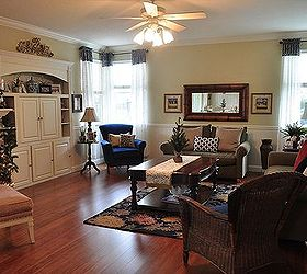 Before And After Kitchen And Family Room Redo, Home Decor, Kitchen Design,  Living Reginaeaster