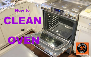 How to Clean an Oven (Priceless!!)