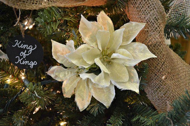 names of christ christmas tree christmas decorations crafts seasonal holiday decor