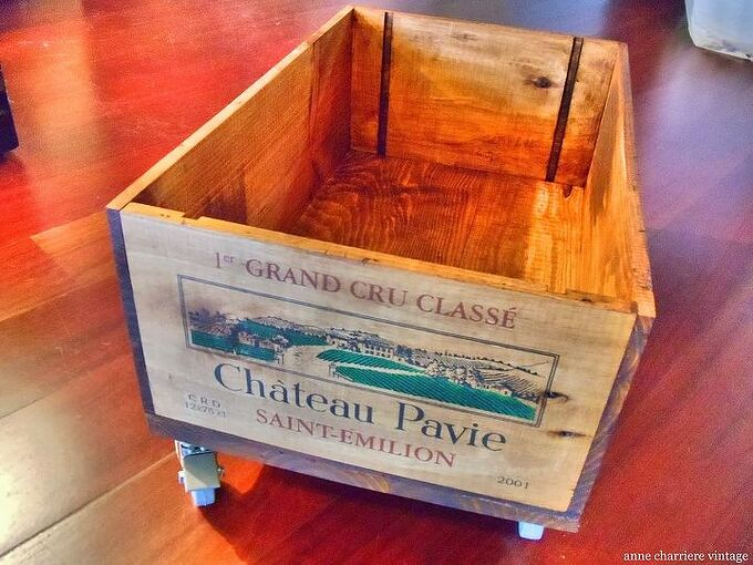 how to reuse wooden wine crates, home decor, repurposing upcycling, woodworking projects