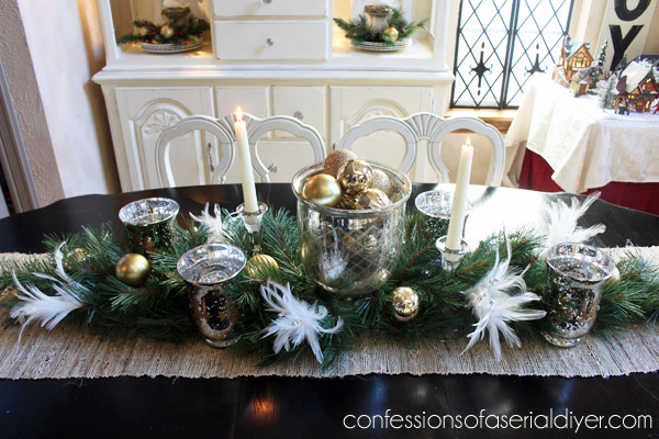 Diy Holiday Centerpiece Christmas Decorations Crafts Seasonal Decor Wreaths