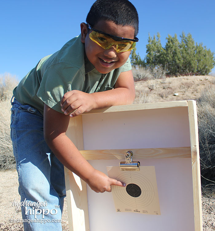 how to build a bb gun target, crafts, how to, woodworking projects