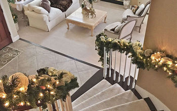A Christmas Home Tour by FrugElegance