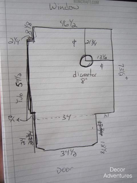 How to install a sheet vinyl floor hometalk for How to install vinyl flooring in a bathroom