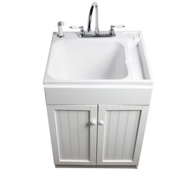 Superieur Something Like This Is Functional And Prettier Than Your Average Laundry  Sink