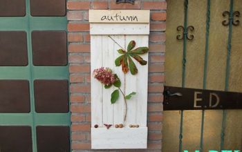 Four Seasons Sign   ( Autumn )
