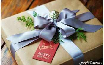 How to Wrap a Beautiful Present.