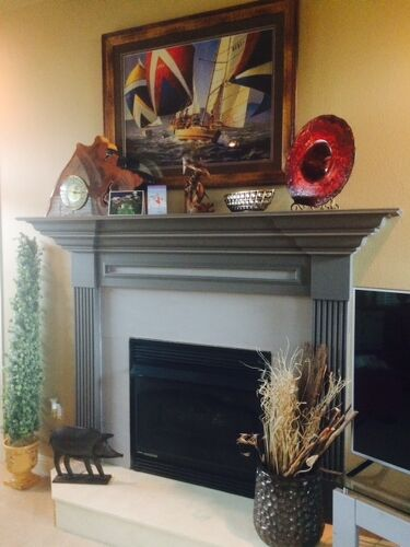 Looking For Ideas For My Old Fireplace Hometalk