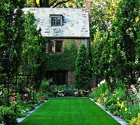 Total Yard Makeover On A Microscopic Budget, Concrete Masonry, Flowers,  Gardening, Landscape
