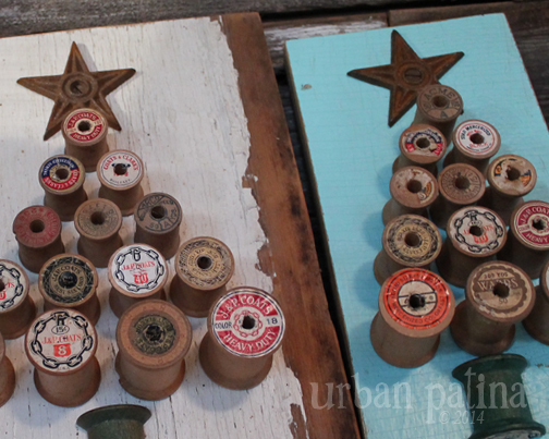 Garden Art From Junk Upcycling Christmas Trees