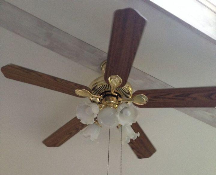 6 Ceiling Fan Update Hometalk