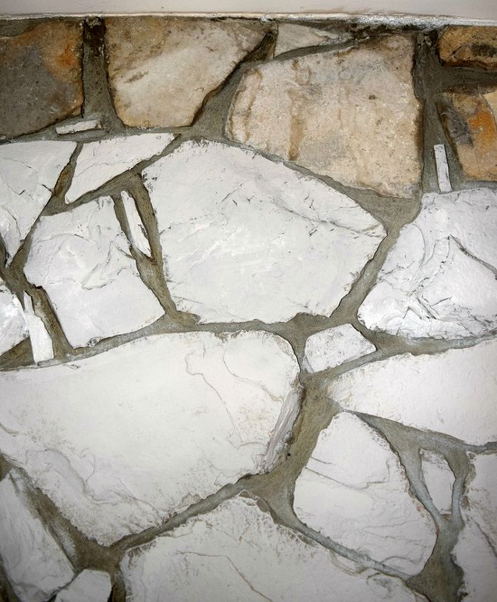 Painted Stone Fireplaces Rc47 Roccommunity