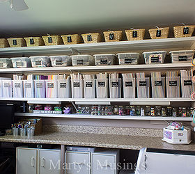 Organization Tips For Small Spaces, Craft Rooms, Kitchen Design,  Organizing, Storage Ideas Nice Ideas