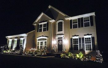 How to Install Easy Exterior Home Lighting