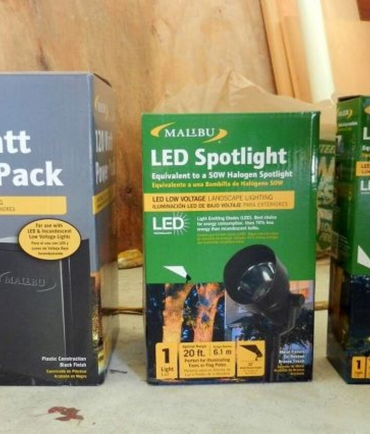 how to install easy exterior home lighting, home decor, how to, lighting
