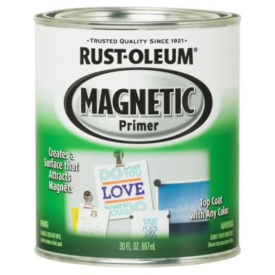 q how well does magnetic primer work, crafts, diy, paint colors, painting