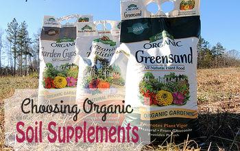 Choosing Organic Soil Supplements