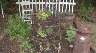 q craft ideas for 4 tiered wire basket store display, crafts, repurposing upcycling, storage ideas, this is my three tier