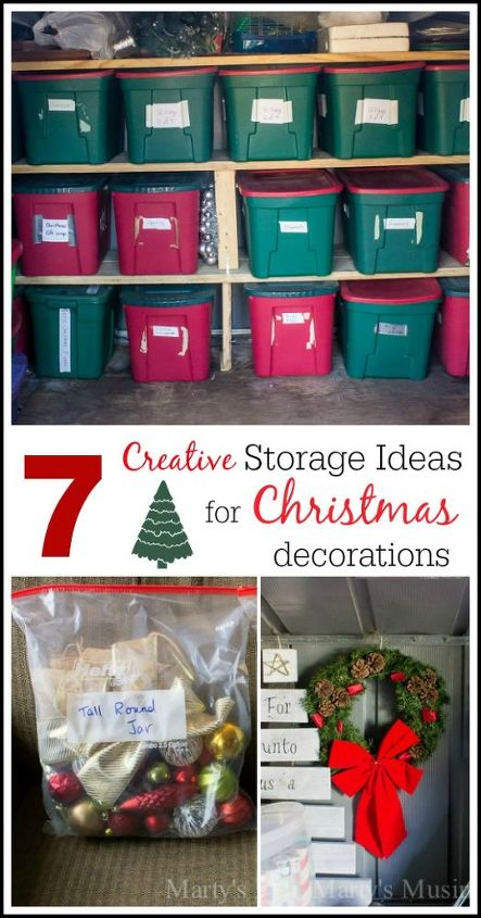 how to organize and store christmas decorations christmas decorations organizing seasonal holiday decor - How To Organize Christmas Decorations