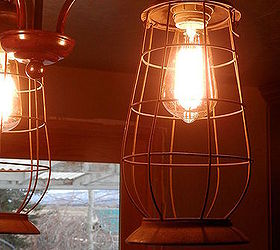 Repurposed Reclaimed Light Fixture, Crafts, Lighting, Repurposing Upcycling Amazing Pictures