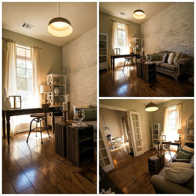 Vintage Home Office Remodel | Hometalk