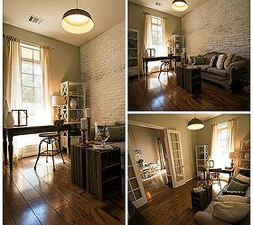 Attractive Vintage Home Office Remodel, Diy, Home Decor, Home Improvement, Home Office,