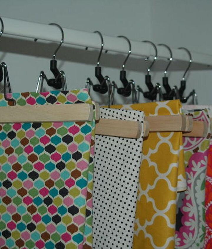 organized craft closet, closet, crafts, organizing, storage ideas
