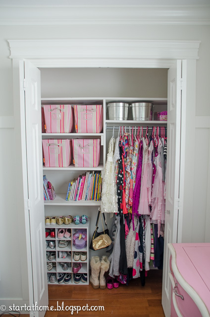 Upgrading And Organizing Builder Grade Closets Bedroom Ideas Closet Storage