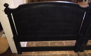 repurposing a twin headboard to a doggie gate, fences, pets animals, repurposing upcycling