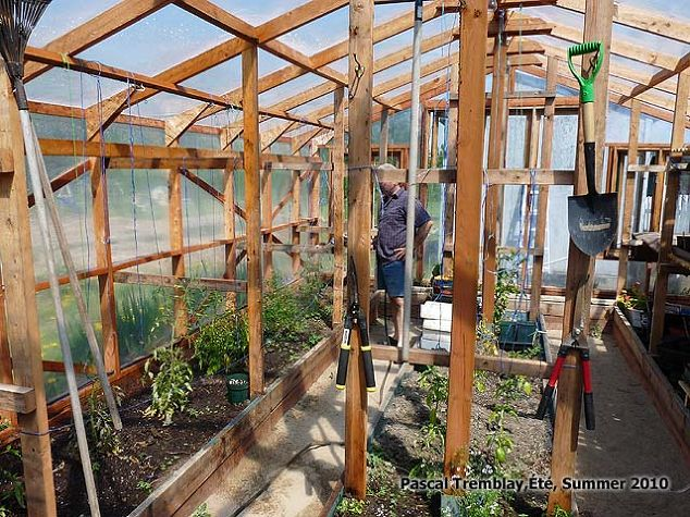Garden Greenhouse - Indoor Design & Layout Ideas | Hometalk