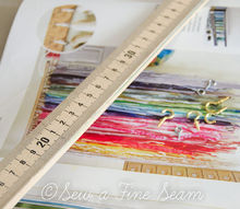 ribbon storage and organization, craft rooms, crafts, organizing, storage ideas