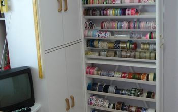 organized craft room, craft rooms, crafts, organizing, storage ideas