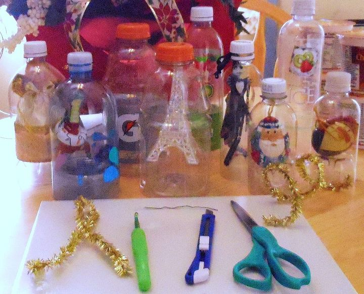 Storing Christmas Ornaments In Plastic Bottle Containers Hometalk