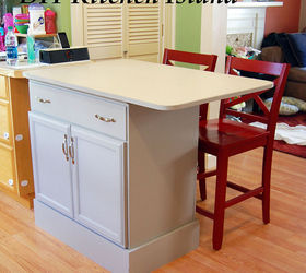 Repurposed Dresser Into Custom Kitchen Island, Kitchen Design, Kitchen  Island, Painted Furniture,