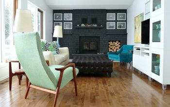 charcoal grey painted fireplace, fireplaces mantels, painting