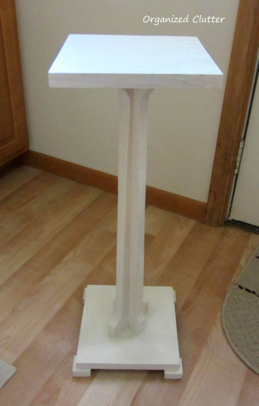 an up cycled drawer pedestal plant stand, home decor, repurposing upcycling